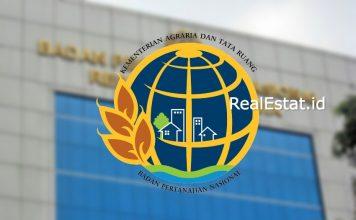 ATR BPN Logo pertanahan realestat id dok