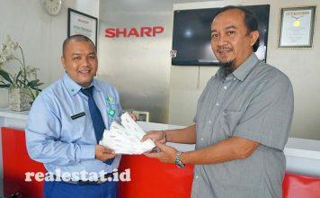 Andry-Adi-Utomo-sharp-indonesia-APD-covid-19-realestat-id-dok