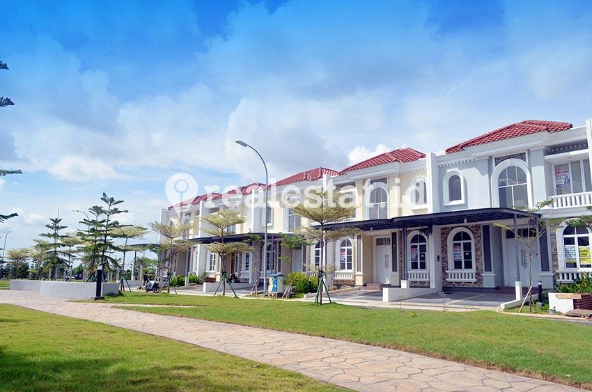 Rumah di Jakarta Garden City (Foto: Dok. Modernland)
