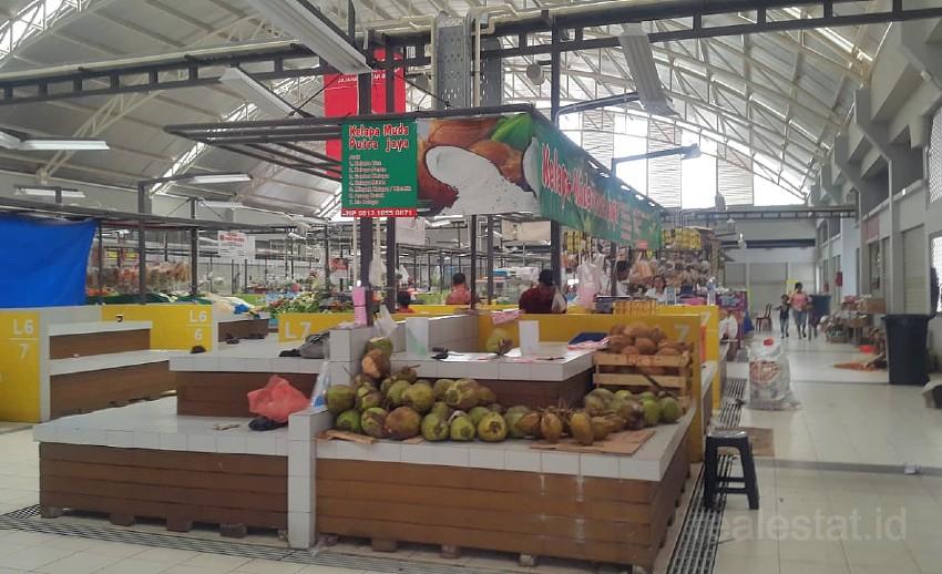 Pasar Modern BSD City Cisauk. (Foto: bsd.city)