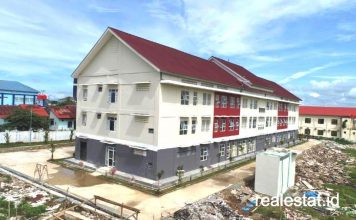Rusunawa MBR Lampung Selatan Jadi Tempat Isolasi pasien Covid-19 realestat id