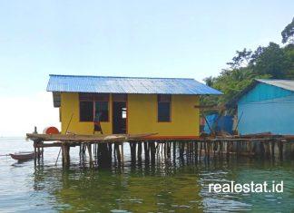 bedah rumah papua rumah pantai bank papua realestat id dok