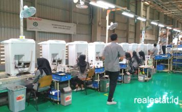 pabrik mesin cuci sharp indonesia realestat id dok
