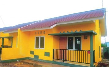 rumah khusus rusus nelayan pesisir selatan Carocok Tarusan kementerian pupr realestat id dok
