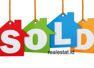 rumah terjual realestat id dok