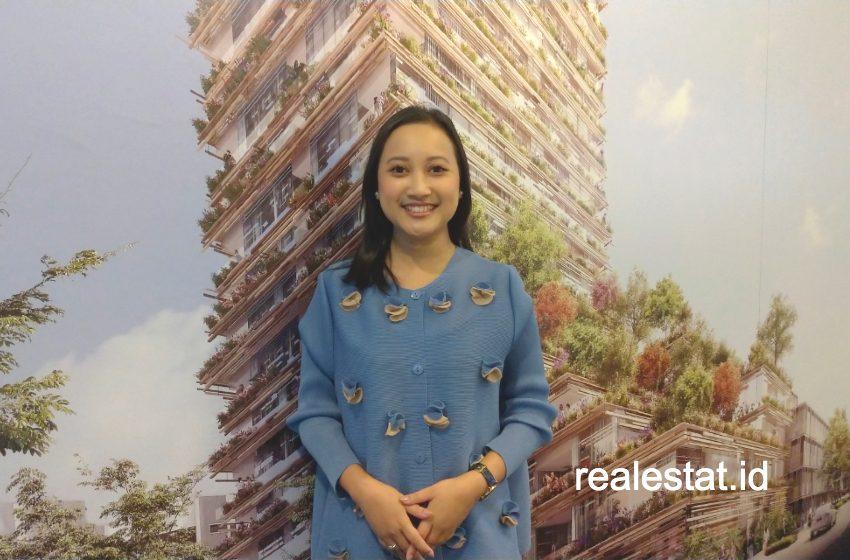 Tyas Sudaryomo, Direktur Sales & Marketing Crown Group Indonesia. (Foto: Realestat.id)
