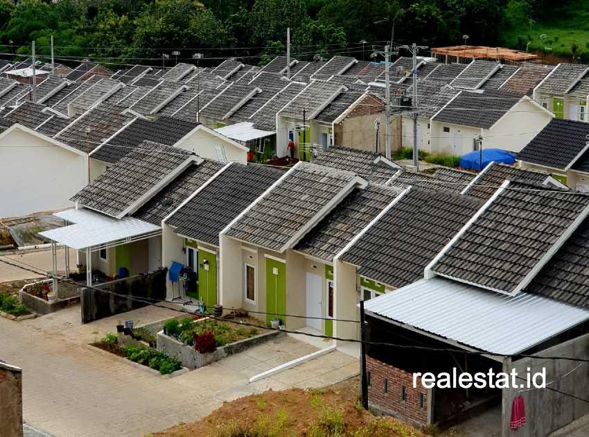 Rumah subsidi. (Foto: Dok. Bank BTN)