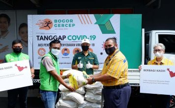 IKEA Donation for Bogor, IKEA Indonesia, Covid-19