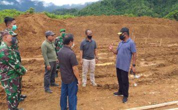 Rumah khusus rusus TNI AD Manokwari Papua Barat Kementerian PUPR Realestat id dok