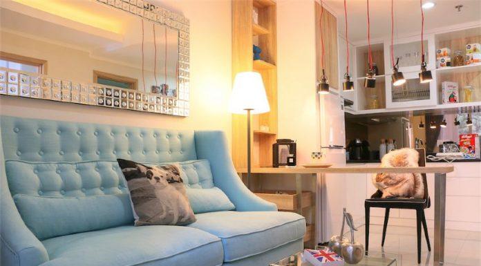 Show Unit apartemen sewa serviced apartment jakarta apartemen full furnished unfurnished realestat id dok