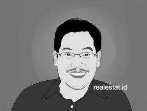 Kris Banarto (Foto: Dok. RealEstat.id)