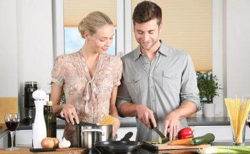 memasak di pantry rumah ramah covid-19 corona new normal realestat id dok