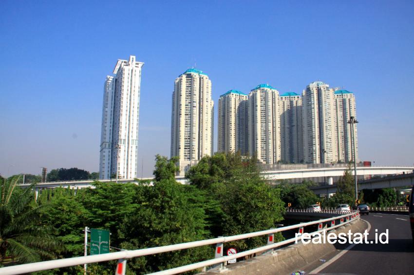 Apartemen di Jakarta. (Foto: RealEstat.id)