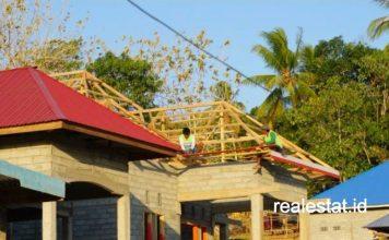 program BSPS bedah rumah Gorontalo kementerian PUPR Realestat id dok