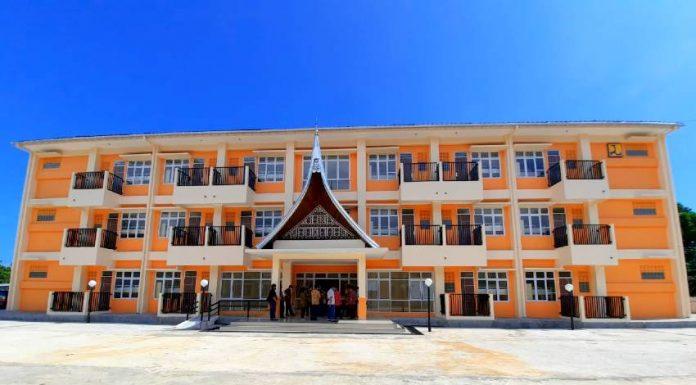 rusun mahasiswa painan kabupaten pesisir selatan kementerian pupr realestat id dok