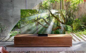 Samsung QLED 8K 2020, Samsung Electronics