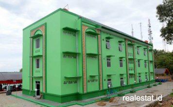Kementerian PUPR Bangun 34 Tower Rusun Ponpes dan Pendidikan Tinggi realestat id dok