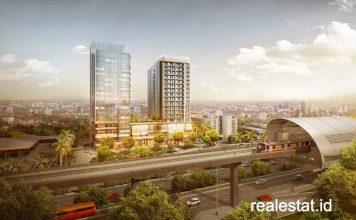 LRT City MT Haryono - The Premiere MTH adhi karya adhi commuter properti realestat id dok