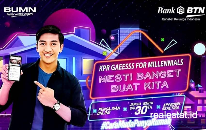 Bank Btn Raih Predikat Kpr Pilihan Milenial Di Ajang Top Brand Award 2020 Realestat Id