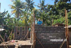 Program bedah rumah di Bali. (Foto: Kementerian PUPR)