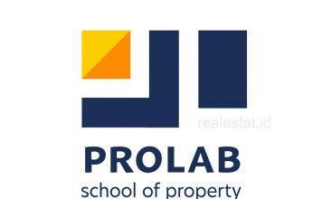 prolab school of property logo realestat id dok