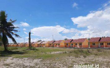 rumah khusus nelayan padang pariaman kementerian pupr realestat.id dok