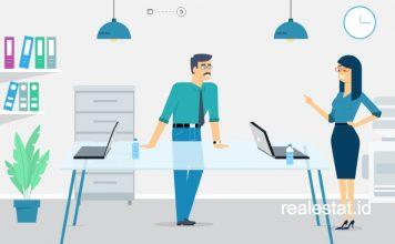 tips menyewa ruang kantor pixabay realestat id dok