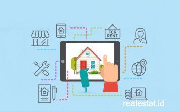 transaksi digital perumahan - beli rumah secara online - realestat id dok