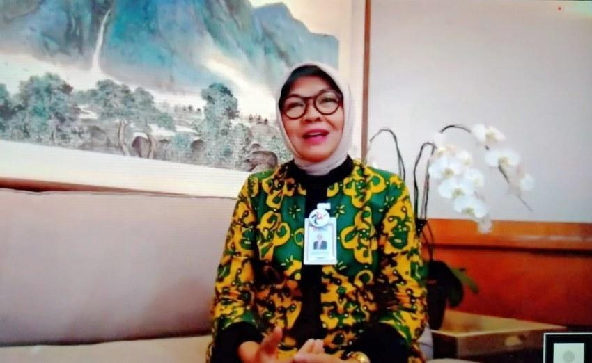 Corina Leyla Karnalies, Direktur Bisnis Konsumer Bank BNI.