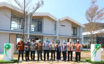 KJIE Luncurkan Rolling Hills Karawang show unit marketing gallery realestat.id dok