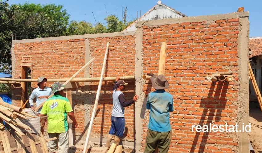 Pembangunan rumah subsidi dorong capaian Program Sejuta Rumah (Foto: Dok Kementerian PUPR)