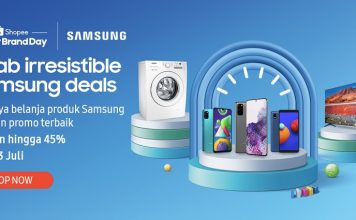 Samsung x Shopee Super Brand Day, Samsung Electronics