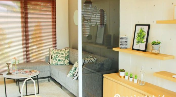 Synthesis Homes show unit rumah tipe andesit realestat.id dok