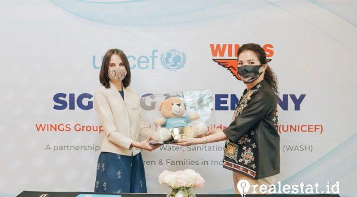 Wings Group Indonesia - UNICEF realestat.id dok