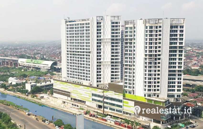 Apartemen LRT City Bekasi - Eastern Green, Bekasi (Foto: Adhi Commuter Properti)