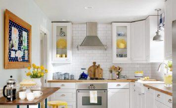 tips rancang dapur fungsional