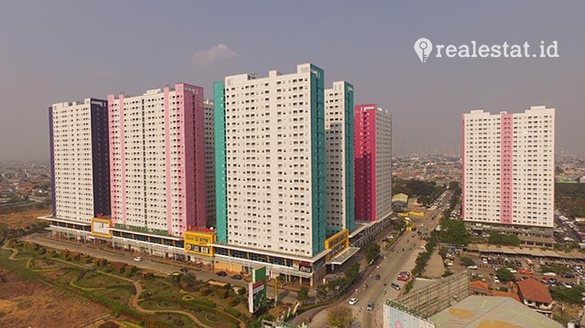 Apartemen Green Pramuka. (Foto: Istimewa)