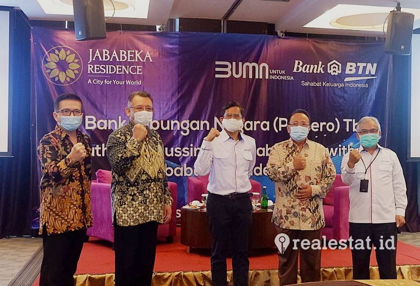 Acara Gathering Business Collaboration with Jababeka Residence. (Foto: Dok Jababeka)