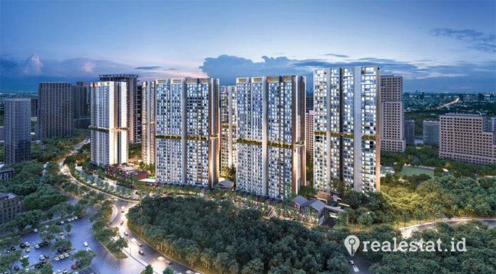 EleVee Penthouses & Residences, Alam Sutera Group, apartemen di Alam Sutera