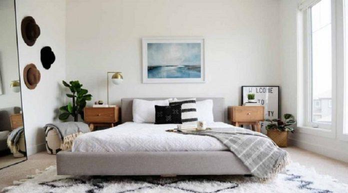 mitos seputar kamar tidur, kamar tidur minimalis