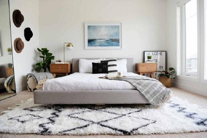 Desain kamar tidur minimalis modern. (Foto: Istimewa)