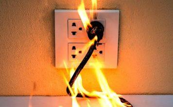 tips cegah kebakaran rumah