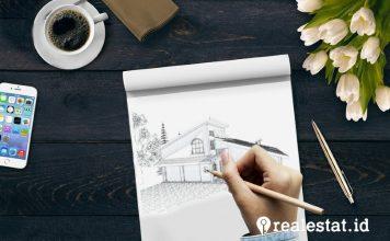 gambar desain rumah generasi milenial realestat.id dok