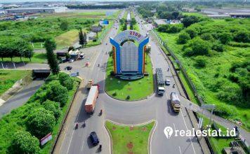 kawasan industri mm2100 koridor timur jakarta realestat.id dok