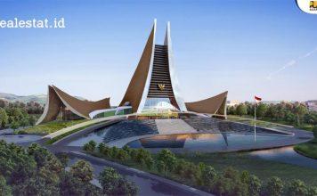 desain Ibu Kota Baru, rancangan Ibu Kota Negara