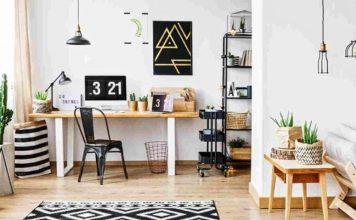 desain ruang kerja di rumah, inspirasi ruang kerja pribadi, ruang kerja di rumah, ruang kerja minimalis