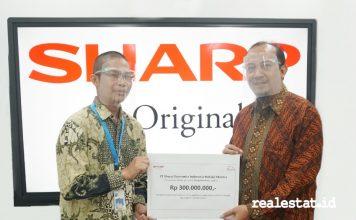 Sharp Berdikari IndonesiaUMKM Andry Adi Utomo realestat.id dok