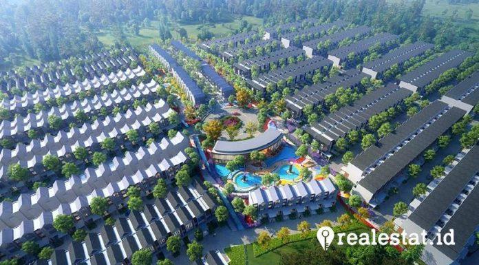 rumah sehat Sentosa Park Tangerang Yiho Aesler realestat.id dok