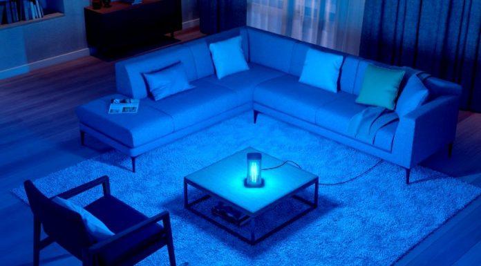 Lampu UV-C Signify, Lampu UV-C membasmi Covid-19