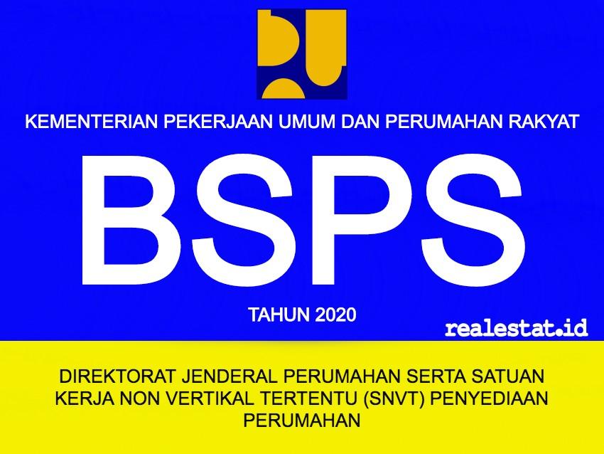 Peneng Program BSPS. (Foto: RealEstat.id)